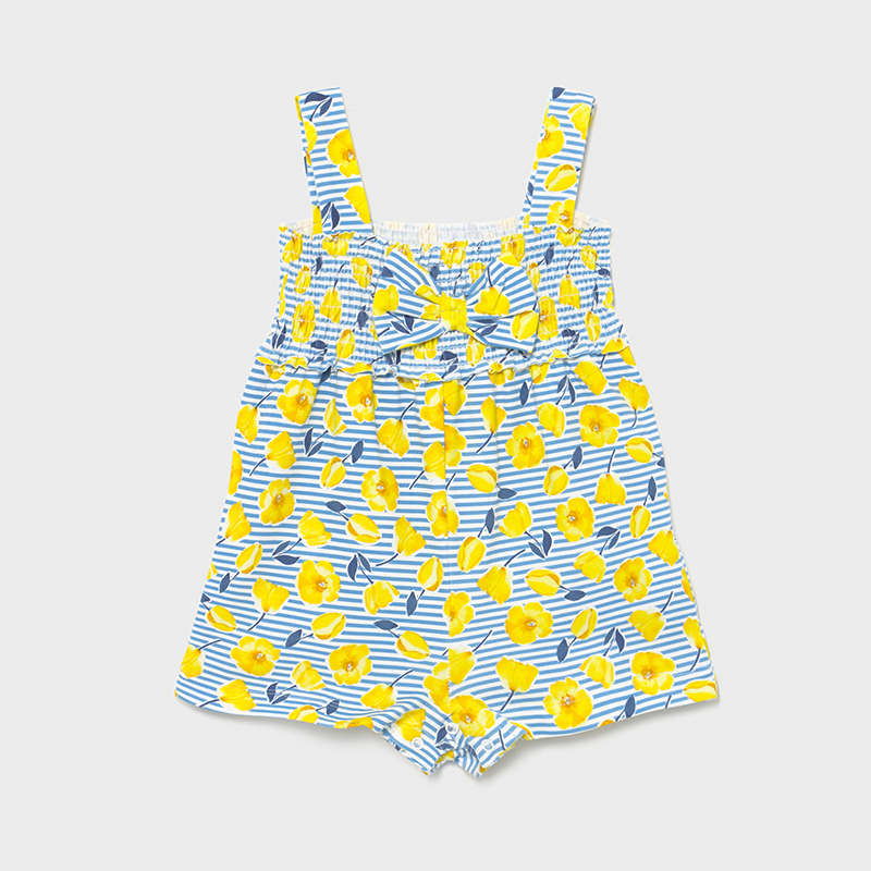 Summer Time Shortie Romper