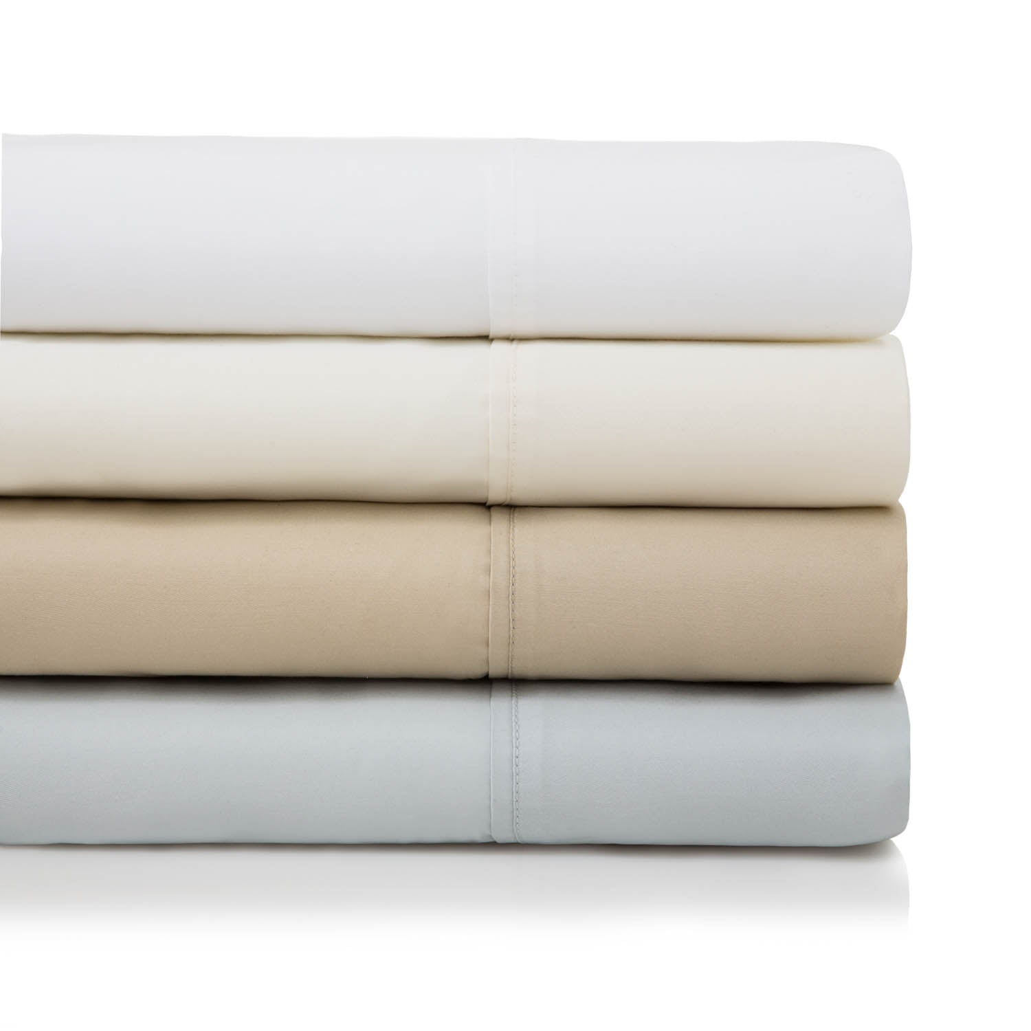 Malouf Woven 600 TC Cotton Blend Pillowcase