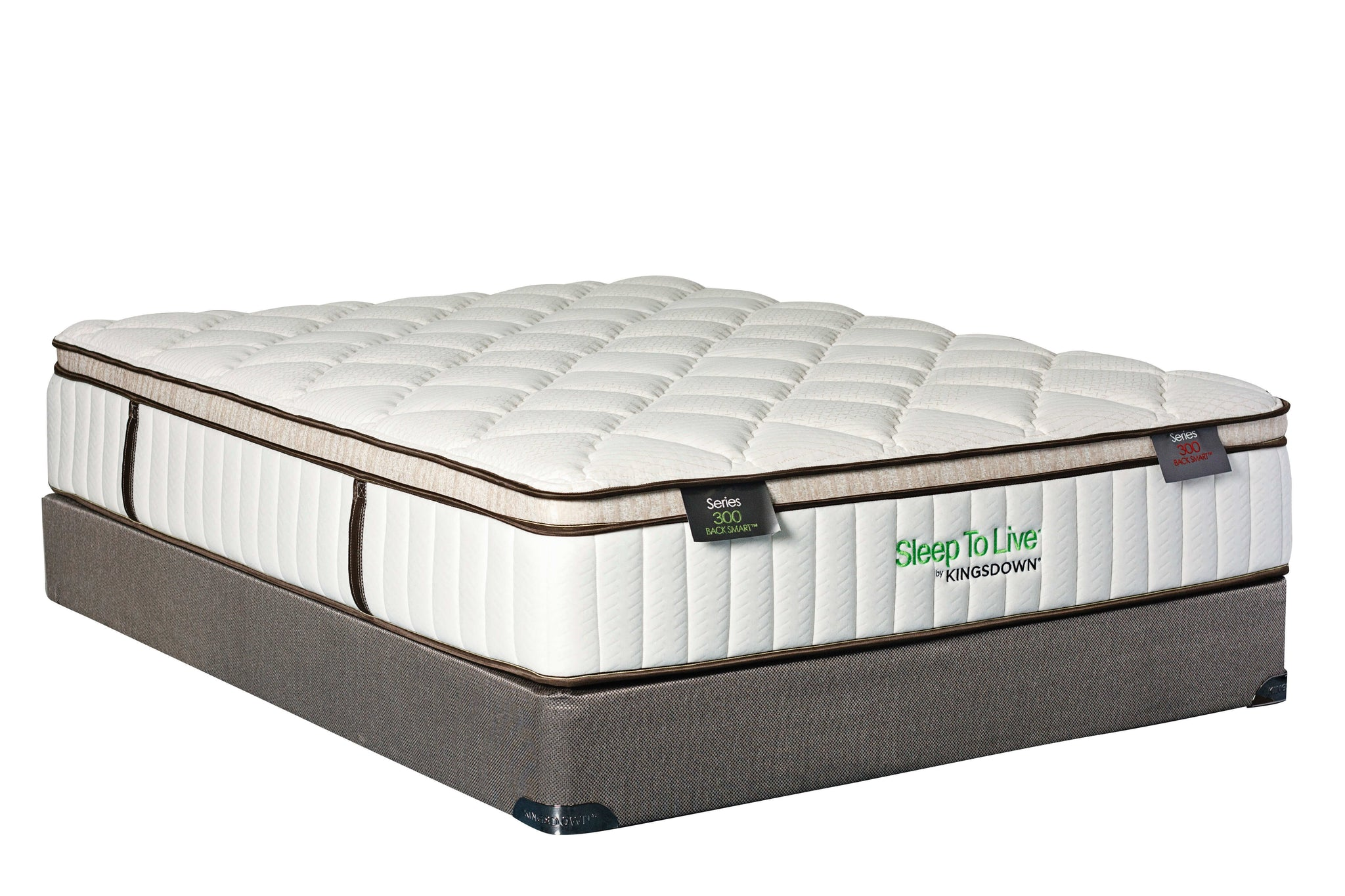 Kingsdown Sleep To Live 300 Green Mattress