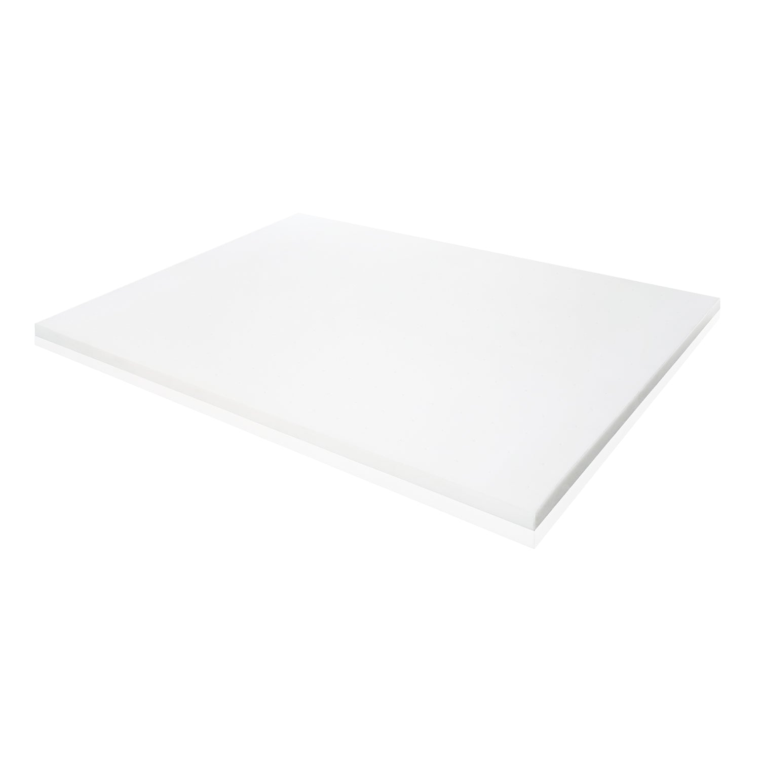 Malouf Isolus 2 Inch Memory Foam Mattress Topper