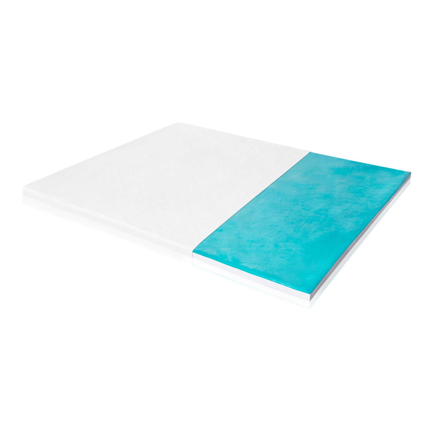Malouf Isolus 2.5 Inch Liquid Gel Mattress Topper