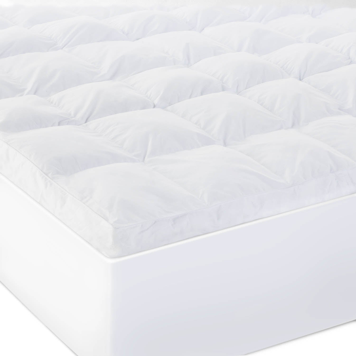 Malouf Isolus 3 Inch Down Alternative Mattress Topper