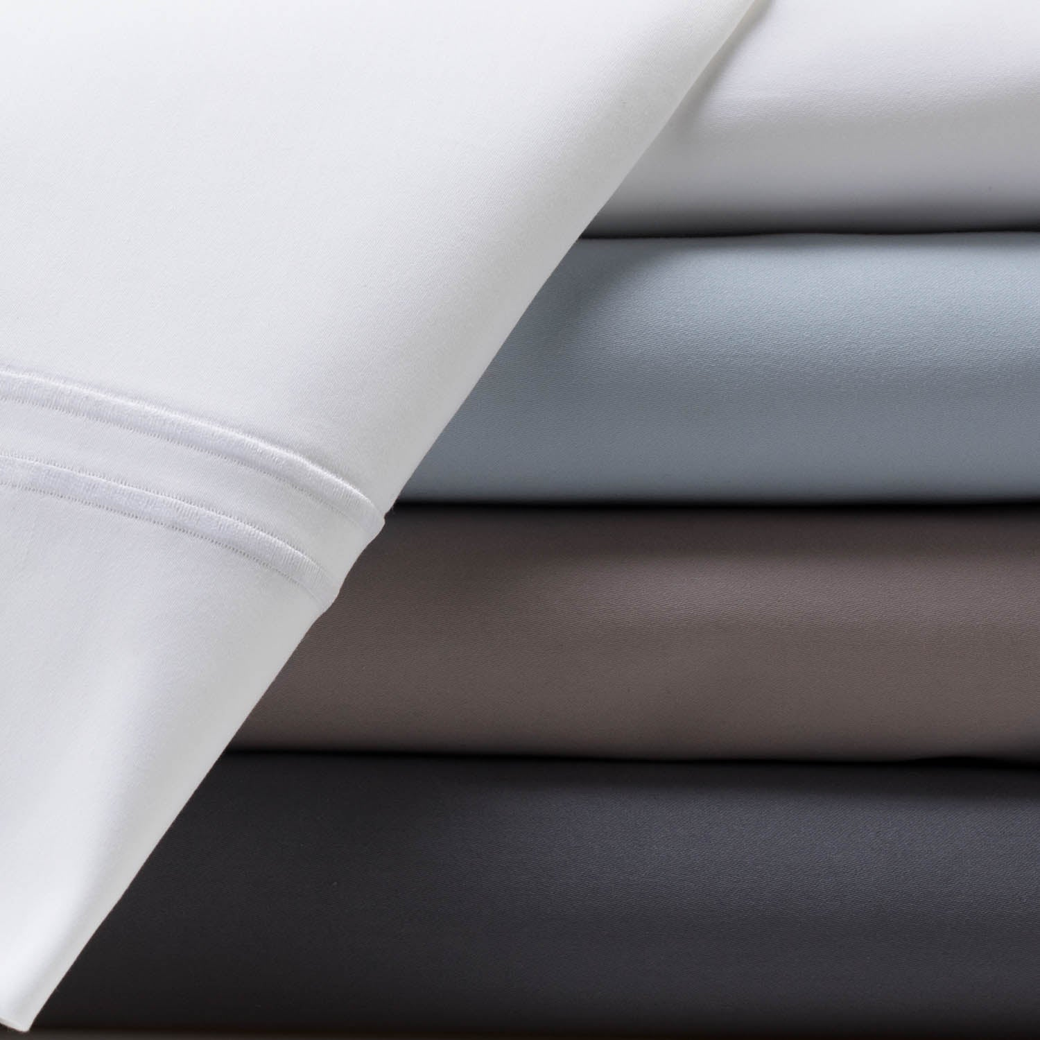 Malouf Woven Supima® Cotton Pillowcase