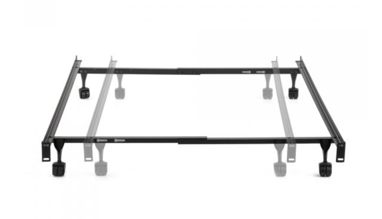 Structures Twin/ Full Adjustable Bed Frame