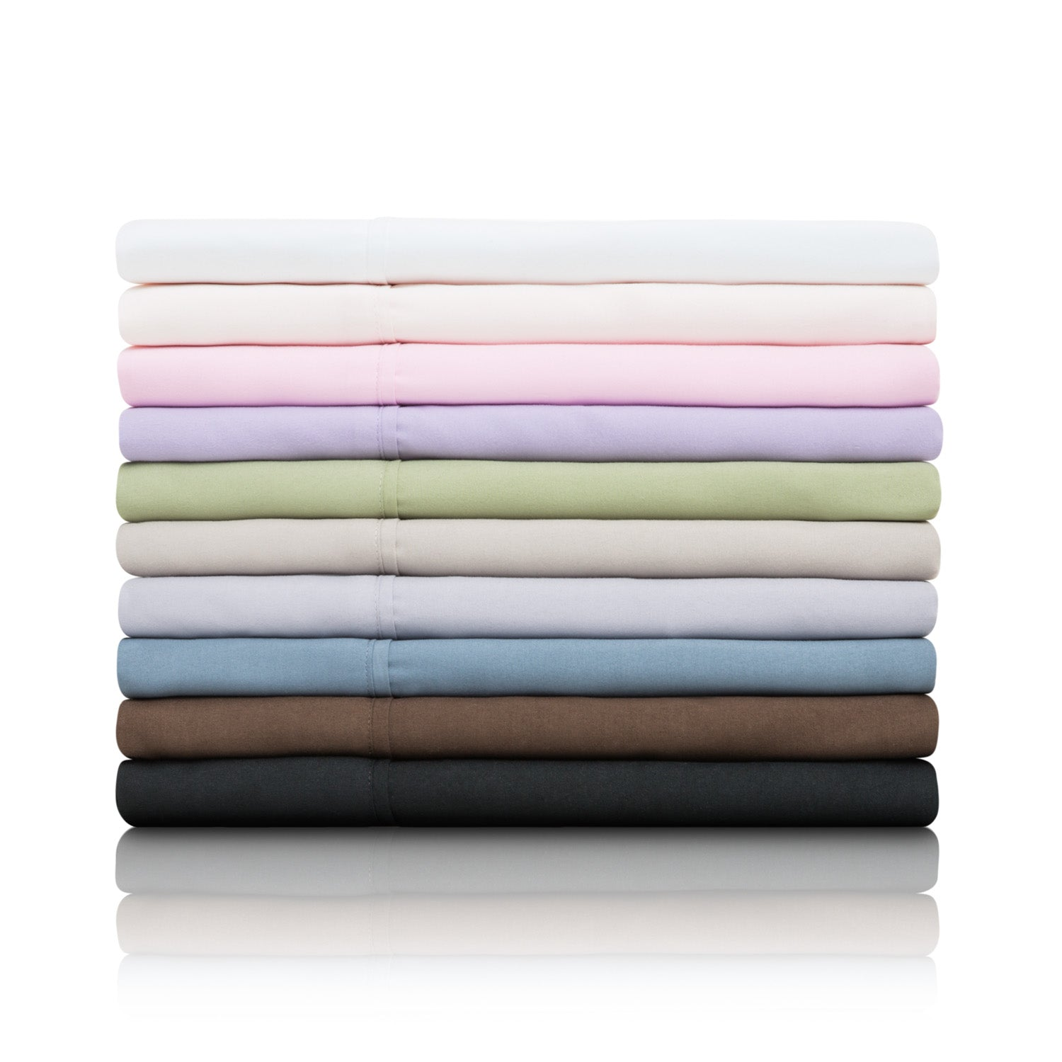 Malouf Woven Brushed Microfiber Pillowcase