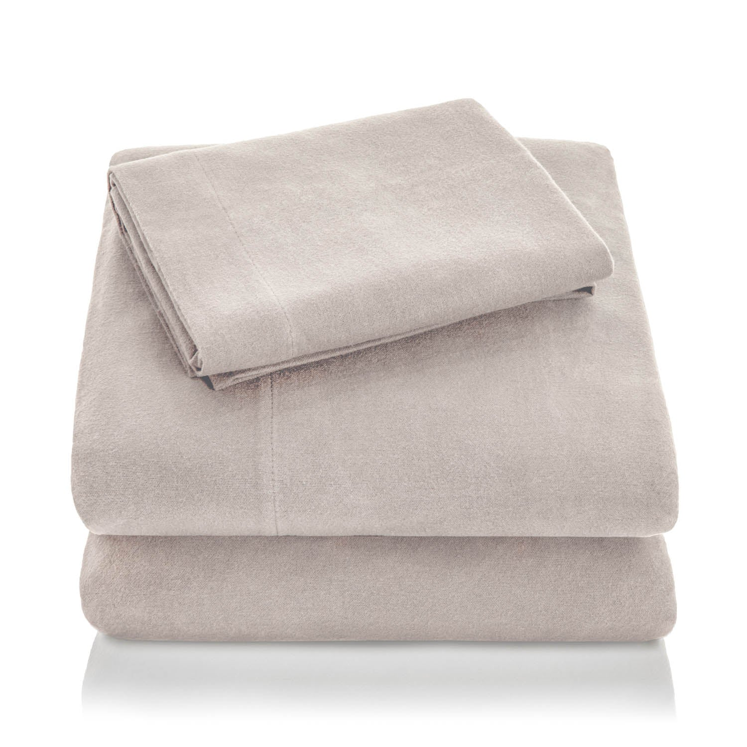 Malouf Woven Portuguese Flannel Pillowcase