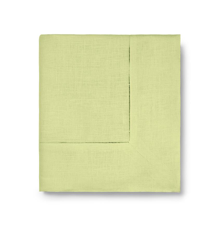 Sferra Festival Square Hemstitched Tablecloth