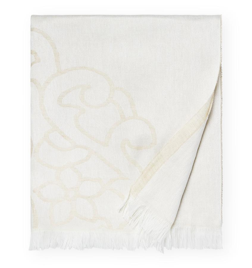 Sferra Lassia Decorative Throw