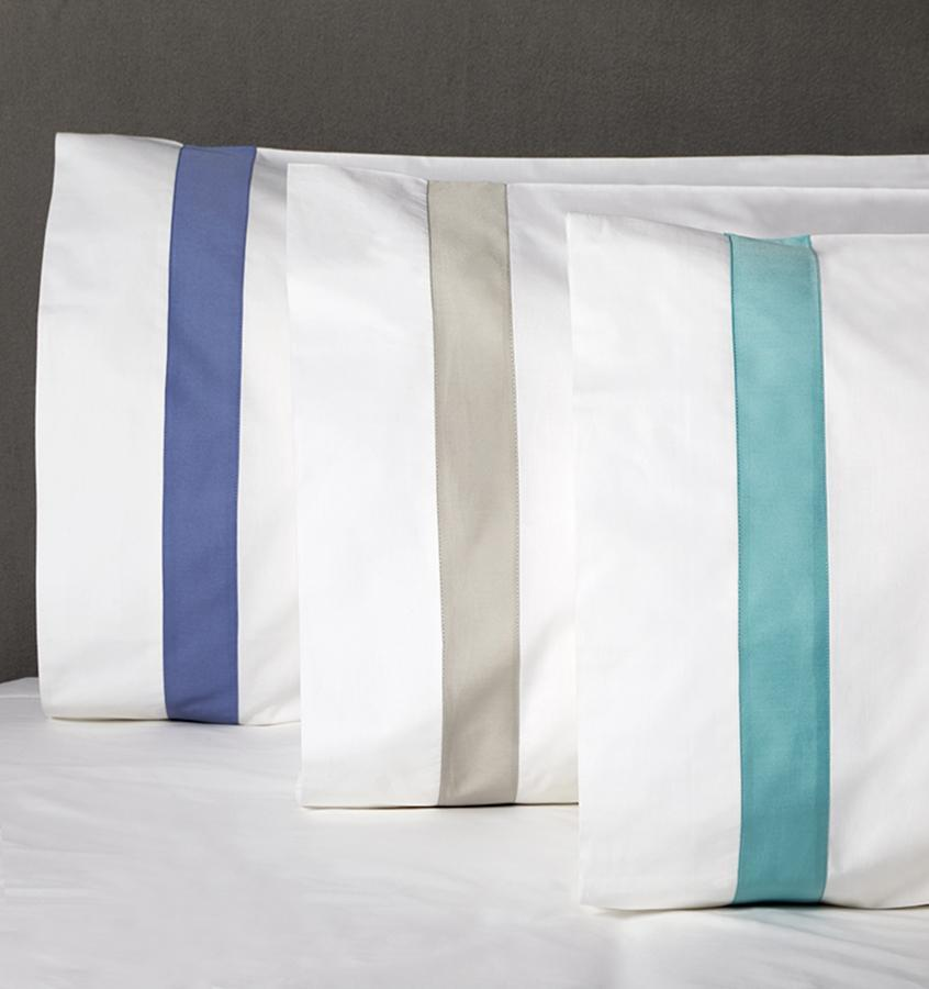 Sferra Orlo Pillow Case