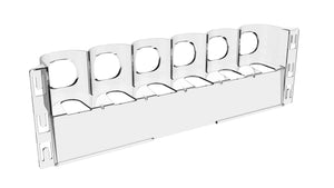 Hi-Vis® HVB-6A Beverage Rack (10 pack)