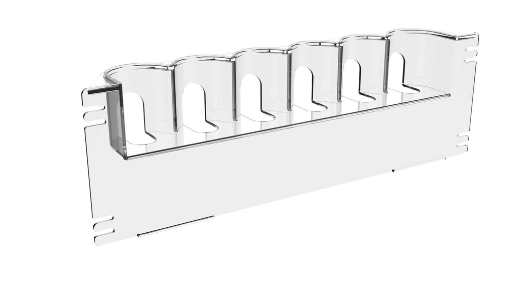 Hi-Vis® HVB-6B Beverage Rack (10 pack)