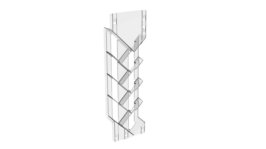 Hi-Vis® HVV-8A Beverage Rack (8 pack)