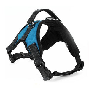 Adjustable Soft Dog Harness