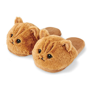 Adorable Lazy Cat Slippers