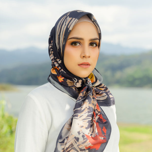 HIJAB DEENAY SIGNATURE FOLIA SPURCE