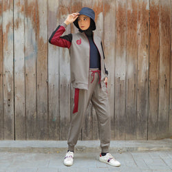 JACKET DEENAY ACTIVE HAPPY MOCCA