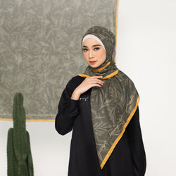 HIJAB DEENAY IRIS BROWN