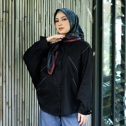 TOP DEENAY SIMPLY BLACK