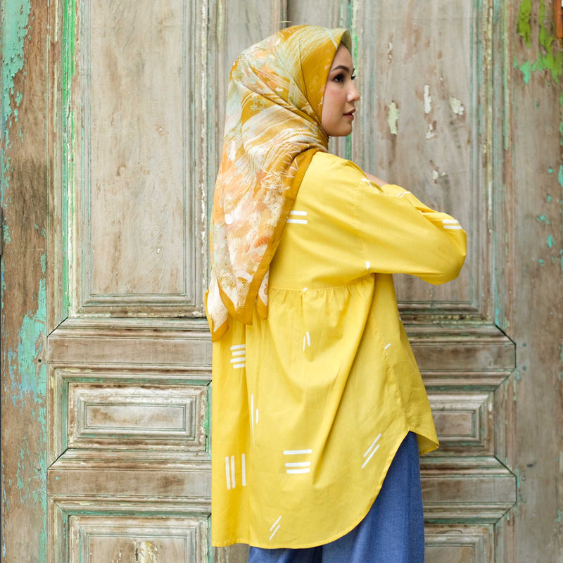 TOP DEENAY DAISY YELLOW