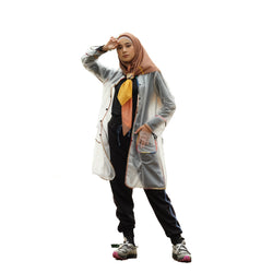 JACKET DEENAY ACTIVE TRANSPARANT