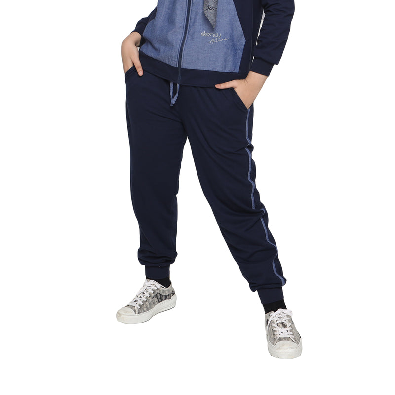 TROUSERS DEENAY ACTIVE NAVY