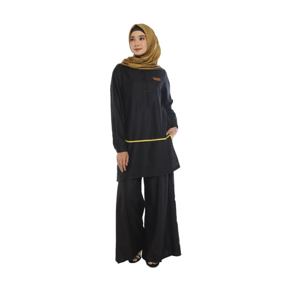 SHIRT DEEPA TOP BLACK