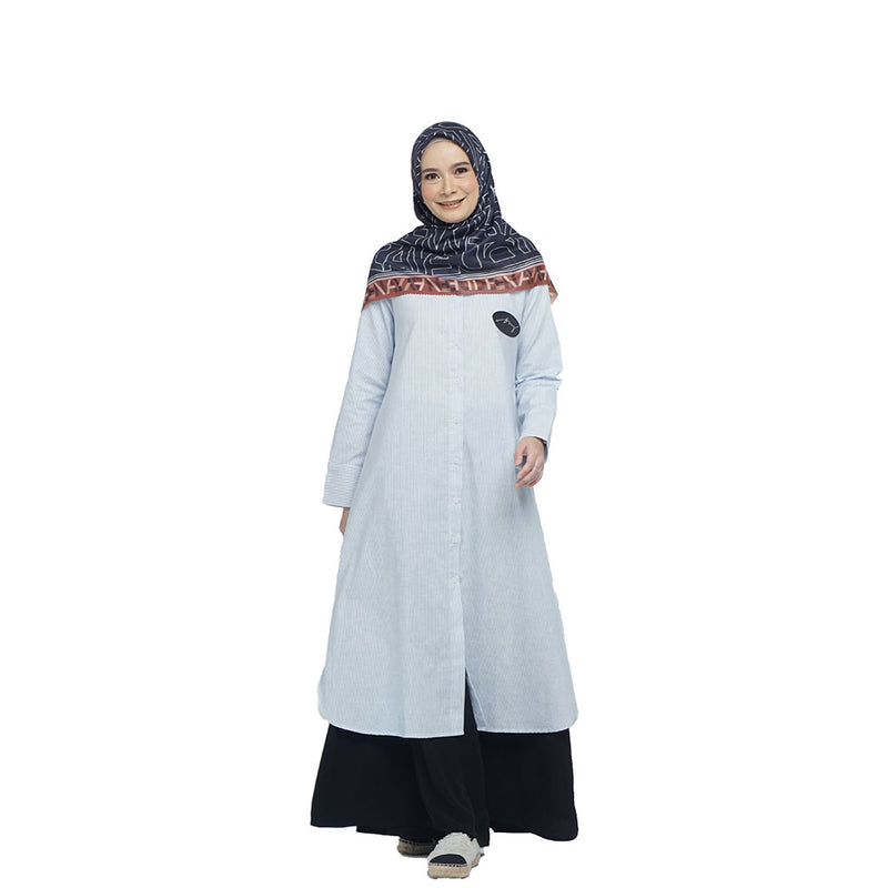 TUNIC DEENAY BASIC BLUE