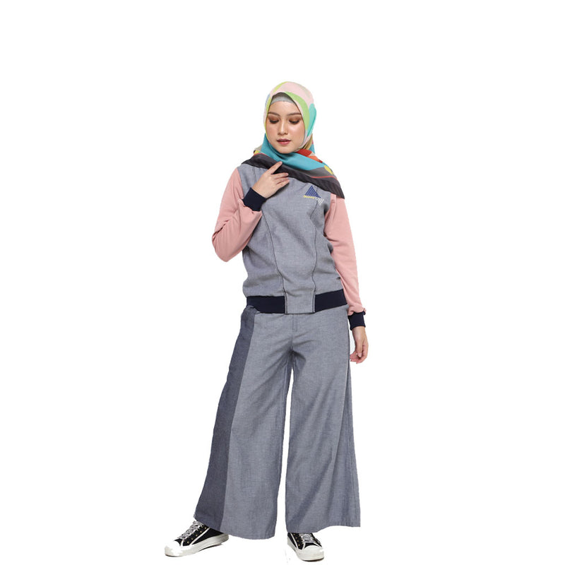 KULOT DEENAY DENIM STRIPE