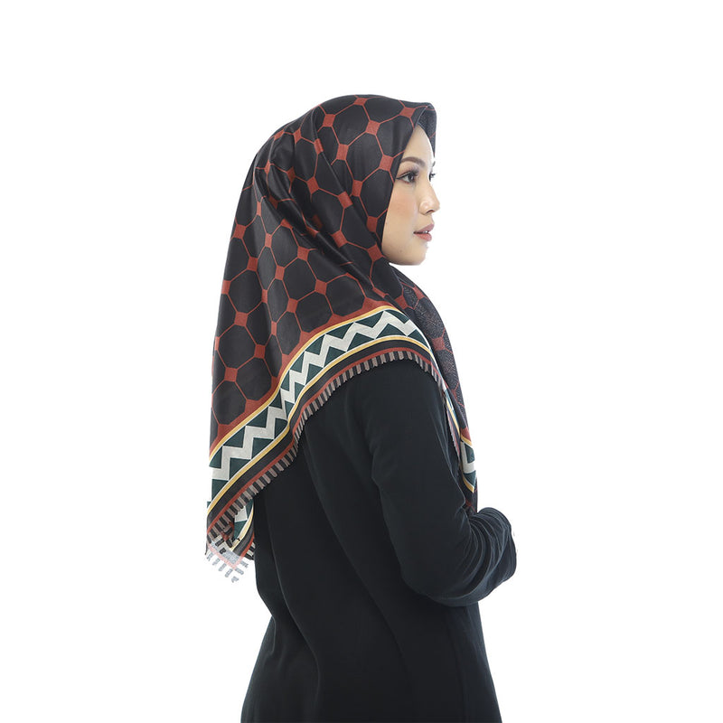 HIJAB DEENAY SHADA BLACK