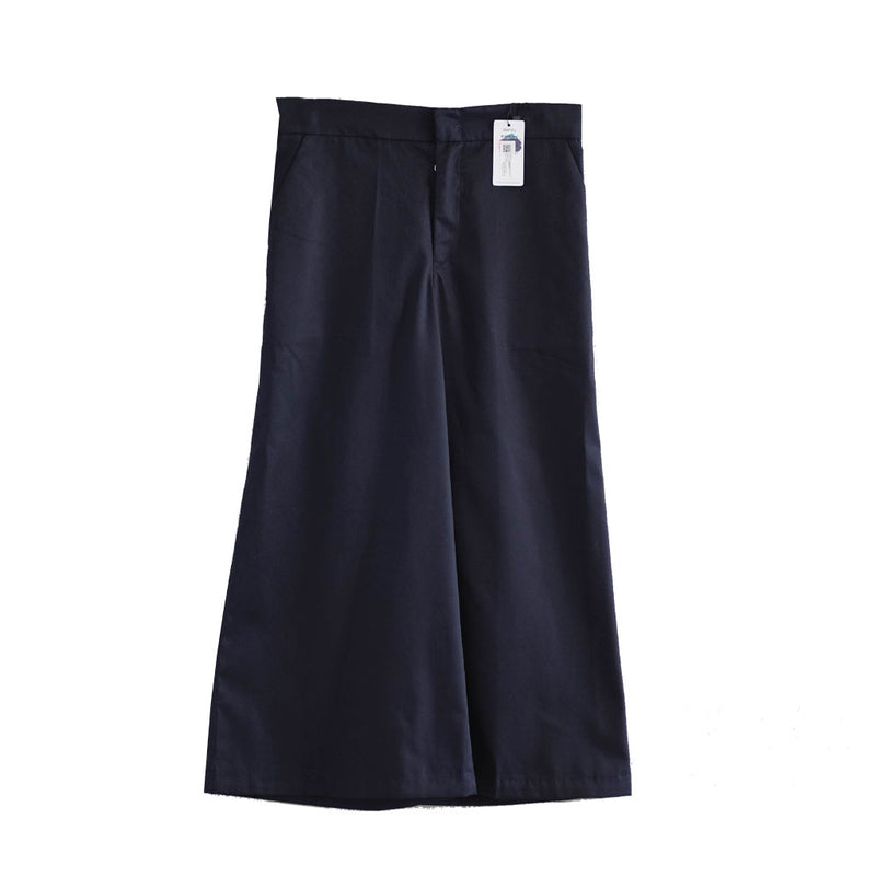 PANTS DEENAY BASIC WIDE LEG NAVY