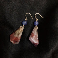 Auralite 23 Earrings