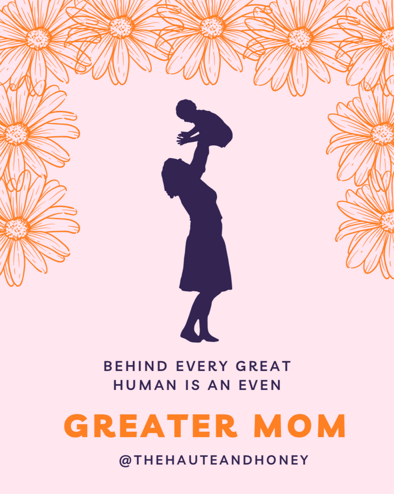 Mother's Day is Right Around the Corner!