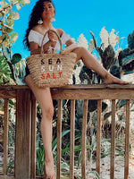 The Siesta Key Bag - Haute & Honey