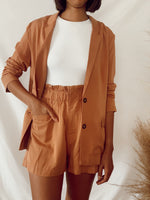 Talia Blazer Set - Haute & Honey
