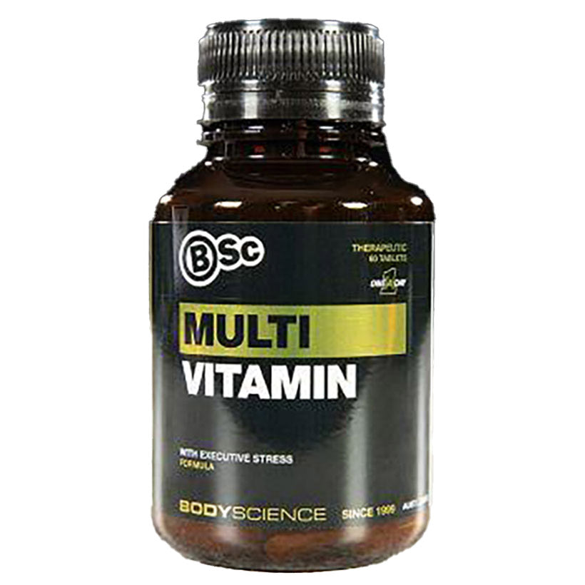 BSC Multivitamin 30/60 tabs