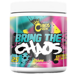 Bring the Chaos Extreme Pre-Workout 25 Serves 340g Grape