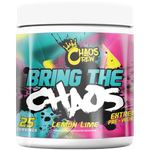 Bring the Chaos Extreme Pre-Workout 25 Serves 340g Lemon Lime