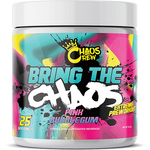 Bring the Chaos Extreme Pre-Workout 25 Serves 340g Pink Bubblegum