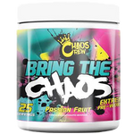 Bring the Chaos Extreme Pre-Workout 25 Serves 340g Passionfruit