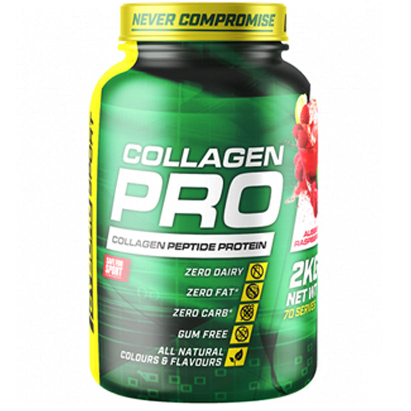 Cyborg Sport Non-Dairy Collagen Pro 2kg 70 serves Chocolate Shake