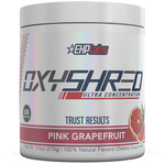 EHP Labs OxyShred Thermogenic 60 Serves 270g Pink Grapefruit