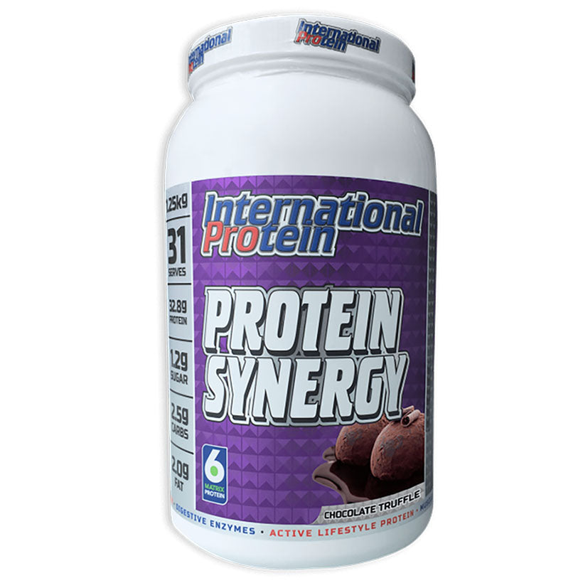 International Protein. Protein Synergy 1.25kg