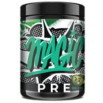 Magic Sports Nutrition Pre Workout 320g 20 serve Sour Apple
