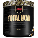 Total War Pre workout by Redcon1. 30 Serves.