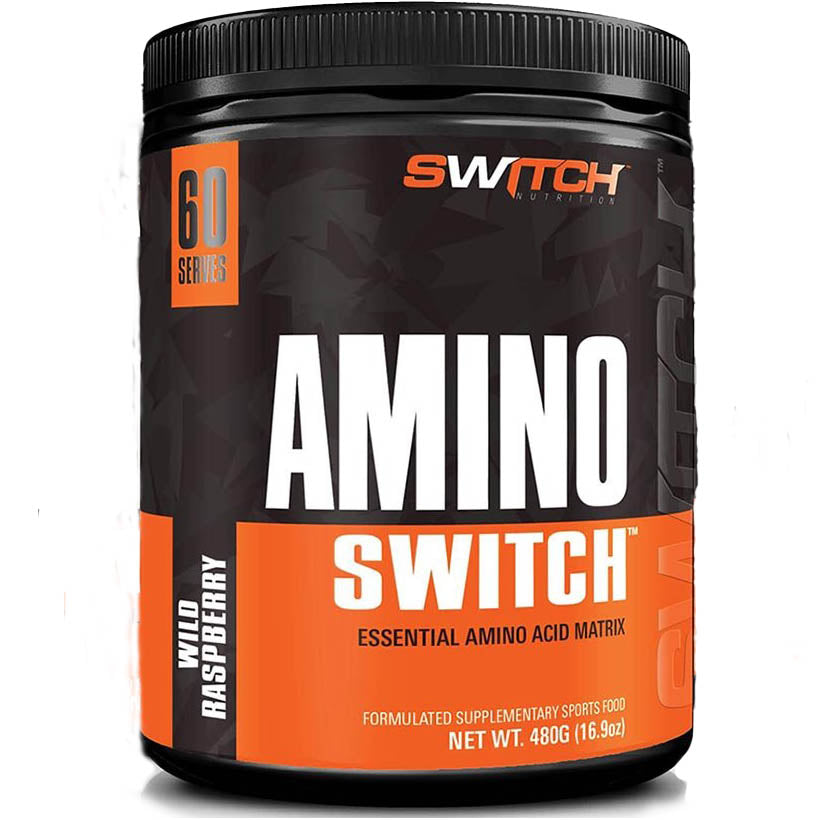 Switch Nutrition Amino Switch. 60 Serves