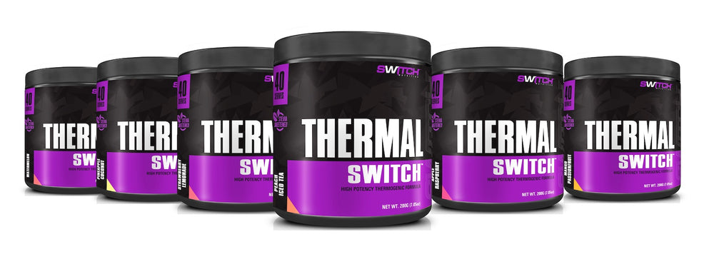 Switch Nutrition Thermal Switch. 40 Serves