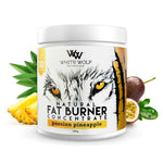 White Wolf Fat Burner Concentrate 180g 30 serve Passion Pineapple