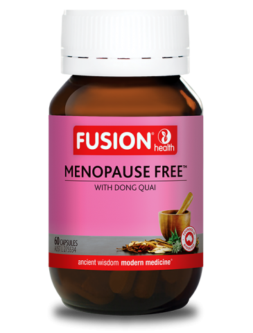 Fusion Menopause Free- 60 vcaps