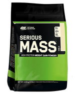 Optimum Nutrition Serious Mass Weight Gainer Vanilla 12LB