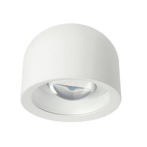 LINEA LED-Anbaudownlight 11W ws 3000K mt